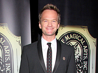 Abracadabra! Neil Patrick Harris Makes Some Magic in Hollywood | Neil Patrick Harris