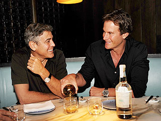 George Clooney Kicks Off a Tequila-Fueled Road Trip | George Clooney