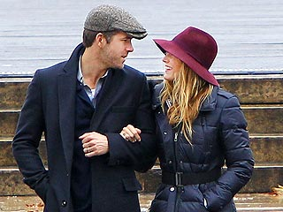 Brrr! Blake Lively & Ryan Reynolds Bundle Up in N.Y.C. | Blake Lively, Ryan Reynolds