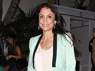 Bethenny Frankel Enjoys Tequila and Fans in Beverly Hills | Bethenny Frankel