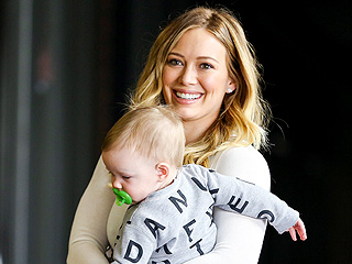 Hilary Duff Is 'Very Sweet' at Beverly Hills Bakery | Hilary Duff