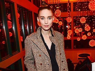 &#39;Sweet&#39; Rooney Mara Enjoys Vegan Fare at Sundance | Rooney Mara