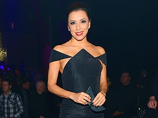 Eva Longoria Reveals Valentine's Day (and Upcoming B