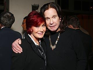 Ozzy & Sharon Osbourne Share 'Romantic' Grammys Moment | Ozzy Osbourne, Sharon Osbourne