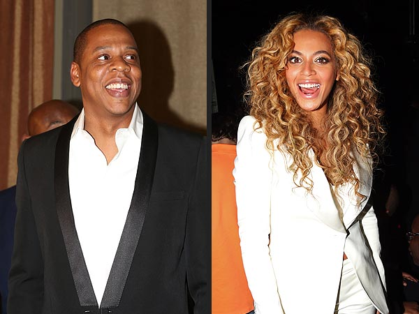 Beyoncé & Jay-Z Celebrate All-Star Weekend in Houston