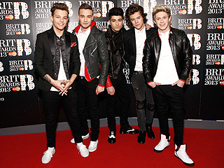 One Direction Parties Into the Wee Hours Before Releasing Charity Single | One Direction, Harry Styles, Liam Payne, Louis Tomlinson, Niall Horan, Zayn Malik