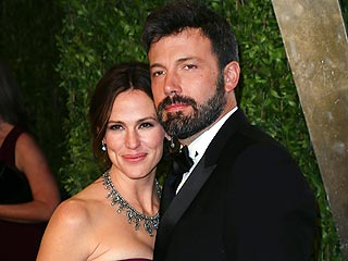 Love Fest as A-List Couples Hit Vanity Fair Oscar Party | Ben Affleck, Jennifer Garner