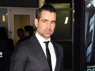 Colin Farrell Celebrates His New Film | Colin Farrell