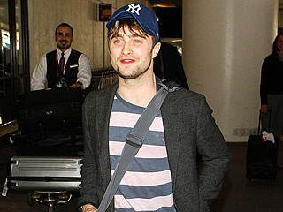 Daniel Radcliffe Dances to Nelly in West Hollywood | Daniel Radcliffe