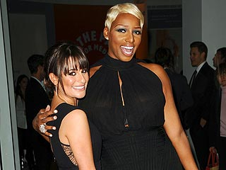 Lea Michele 'Excited to See' NeNe Leakes in Beverly Hills | Lea Michele