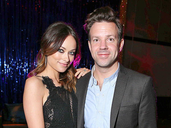 Olivia Wilde & Jason Sudeikis Look 'So in Love' in Venice