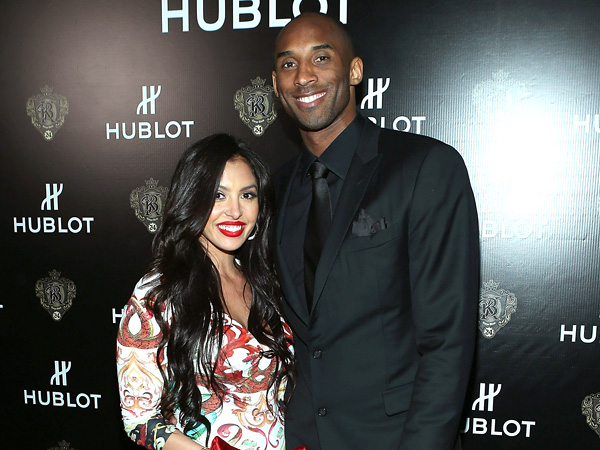 Kobe Bryant and His $25K Watch Play Ball for Charity