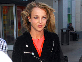 Britney Spears & New Boyfriend &#39;Seem Happy&#39; in Las Vegas | Britney Spears