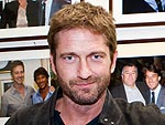 Gerard Butler & Aaron Eckhart Feast Together in Rome | Aaron Eckhart, Gerard Butler