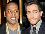 Surprise Pals Jake Gyllenhaal and Jay-Z Catch a Game Together | Jake Gyllenhaal, Jay-Z