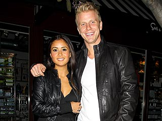 Sean Lowe & Catherine Giudici's PDA-Packed Night Out