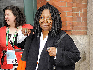 Whoopi Goldberg&#39;s Lavish Behind-the-Scenes Lunch in N.Y.C. | Whoopi Goldberg
