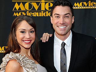 Ace Young Surprises Diana DeGarmo with Chippendales and a Sexy Serenade!