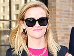 Reese and Jim Show Off 'Great Chemistry' While Shopping in N.Y.C. | Reese Witherspoon