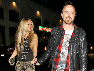 Aaron Paul & Fiancée Prep for Wedding Las Vegas-Style | Aaron Paul
