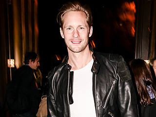 Alexander Skarsgard Is a 'Meat and Beer' Kind of Guy at Dinner in N.Y.C. | Alexander Skarsgard