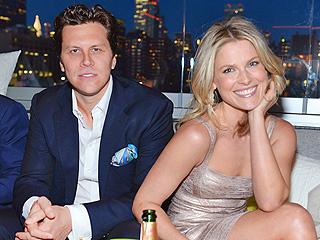 Ali Larter & Hayes MacArthur's Lovey-Dovey Champagne-Filled Date Night | Ali Larter, Hayes MacArthur