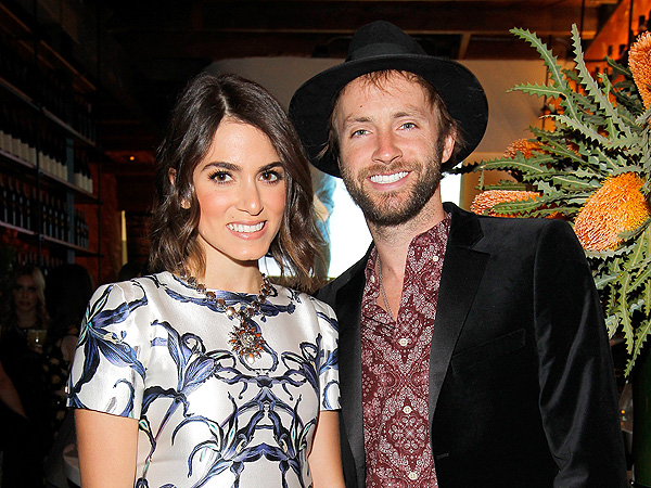 Nikki Reed & Paul McDonald Perform Together in L.A.