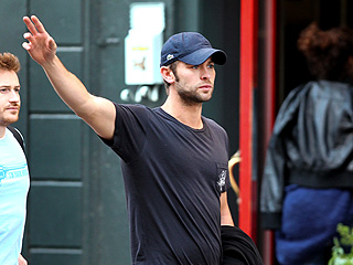 Lunch Quiz: Where Did We Spot Chace Crawford and Mario Batali? | Chace Crawford