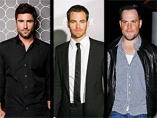Where Did Chris Pine, Brody Jenner and Mike Comrie All Party in Hollywood? | Brody Jenner, Chris Pine