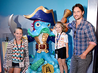 How Peter Facinelli Celebrated Father's Day Early with His Daughters | Peter Facinelli