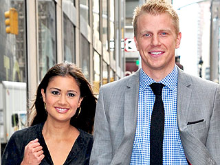 Sean Lowe and Catherine Giudici Keep It Low-Key in N.Y.C.