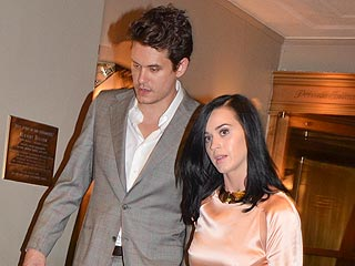 Back On? Katy Perry Kisses John Mayer in N.Y.C. | John Mayer, Katy Perry