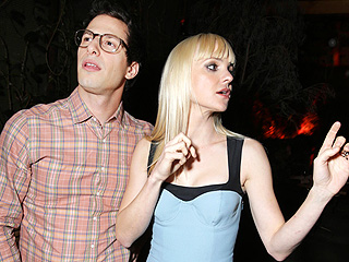 Anna Faris: Being Named 'One to Watch' Feels Surreal | Andy Samberg, Anna Faris
