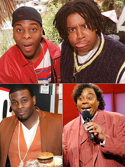 KENAN THOMPSON & KEL MITCHELL photo | Kel Mitchell, Kenan Thompson
