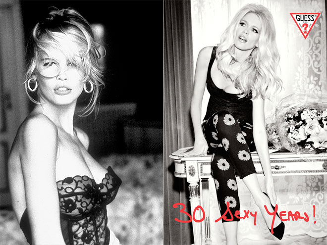 CLAUDIA SCHIFFER, 44 photo | Claudia Schiffer