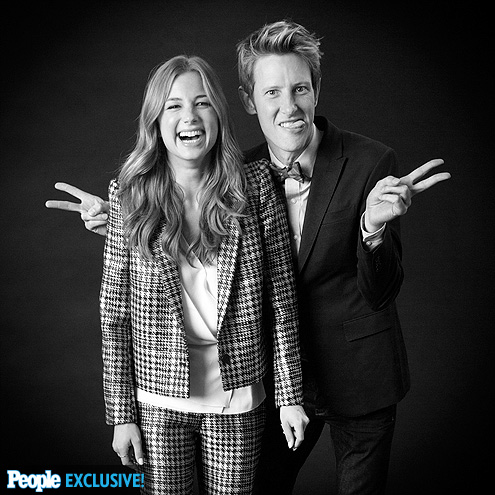 EMILY & GABRIEL photo | Emily VanCamp, Gabriel Mann
