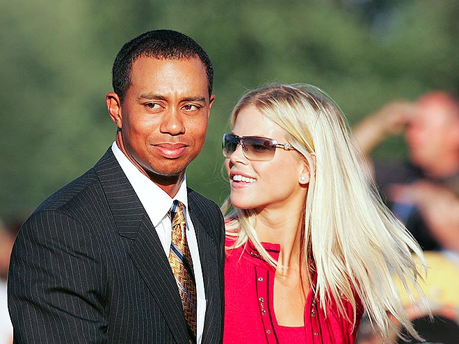 TIGER & ELIN photo | Tiger Woods