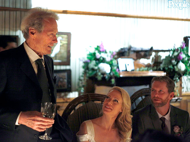 CHEERS TO YOU photo | Alison Eastwood, Clint Eastwood