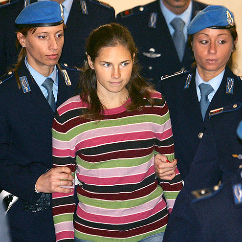 2. SERIOUS SENTENCE photo | Amanda Knox
