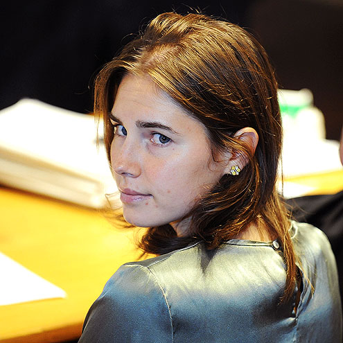 4. NOT SO FAST photo | Amanda Knox