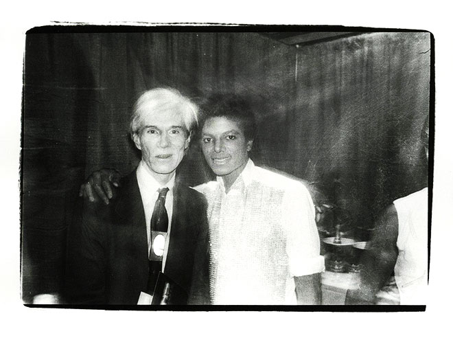 MAN OF THE HOUR photo | Andy Warhol, Michael Jackson