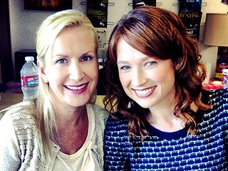 Angela Kinsey Says Goodbye to The Office (Photos) | Angela Kinsey