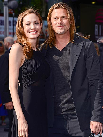 HER PUBLIC HEALTH BATTLE photo | Angelina Jolie, Brad Pitt
