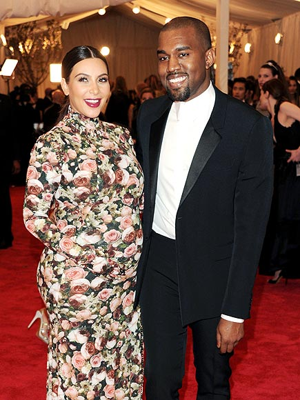 NORTH photo | Kanye West, Kim Kardashian