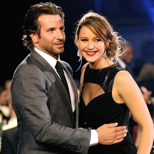 are jennifer lawrence and bradley cooper dating in real life