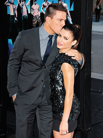 photo | Channing Tatum, Jenna Dewan