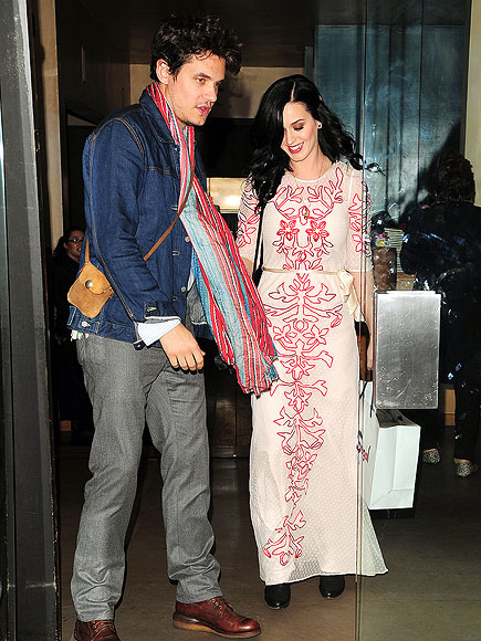 photo | John Mayer, Katy Perry