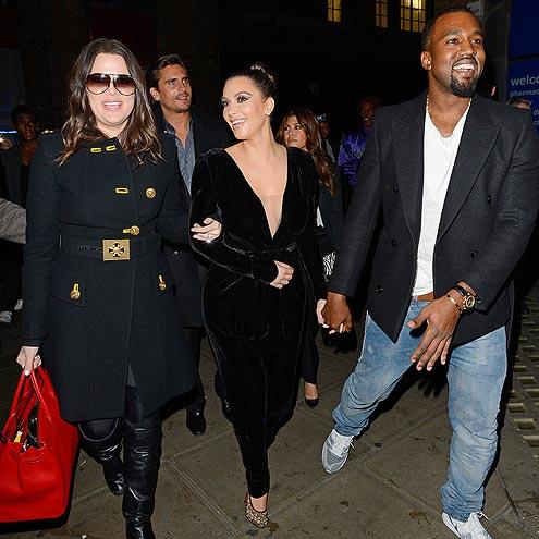 photo | Kanye West, Khloe Kardashian, Kim Kardashian, Kourtney Kardashian, Scott Disick