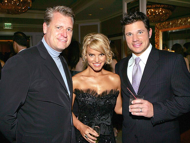 photo | Jessica Simpson, Joe Simpson, Nick Lachey