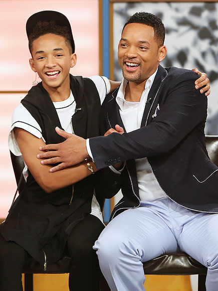  photo | Jaden Smith, Will Smith